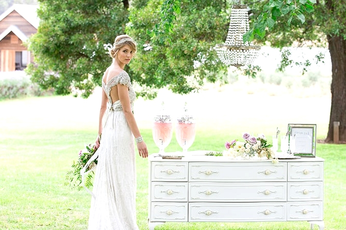 French Provincial Wedding Inspiration Anna Campbell 5