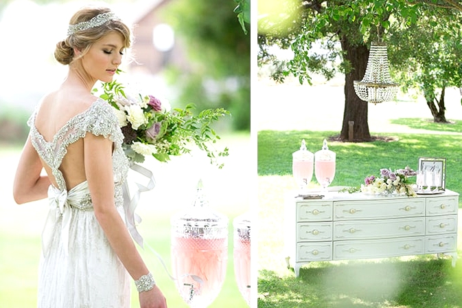 French Provincial Wedding Inspiration Anna Campbell 14