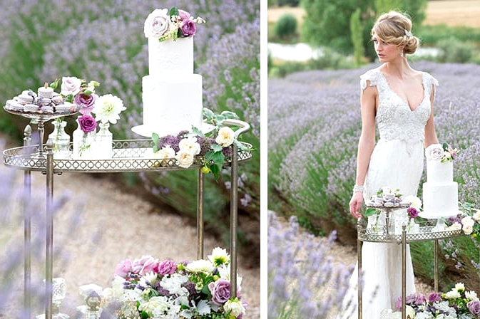 French Provincial Wedding Inspiration Anna Campbell 20