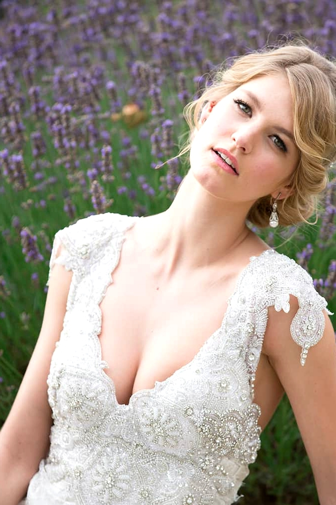 French Provincial Wedding Inspiration Anna Campbell 21