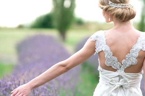 French Provincial Wedding Inspiration Anna Campbell 25