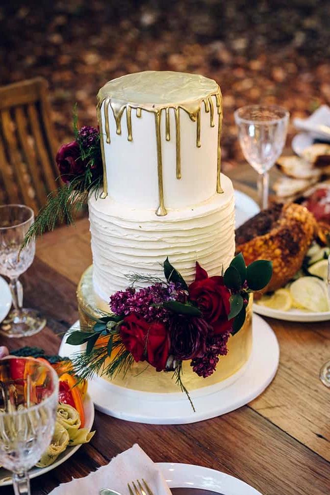 Modern Rustic Wedding Inspiration   Kristie Carrick Photography