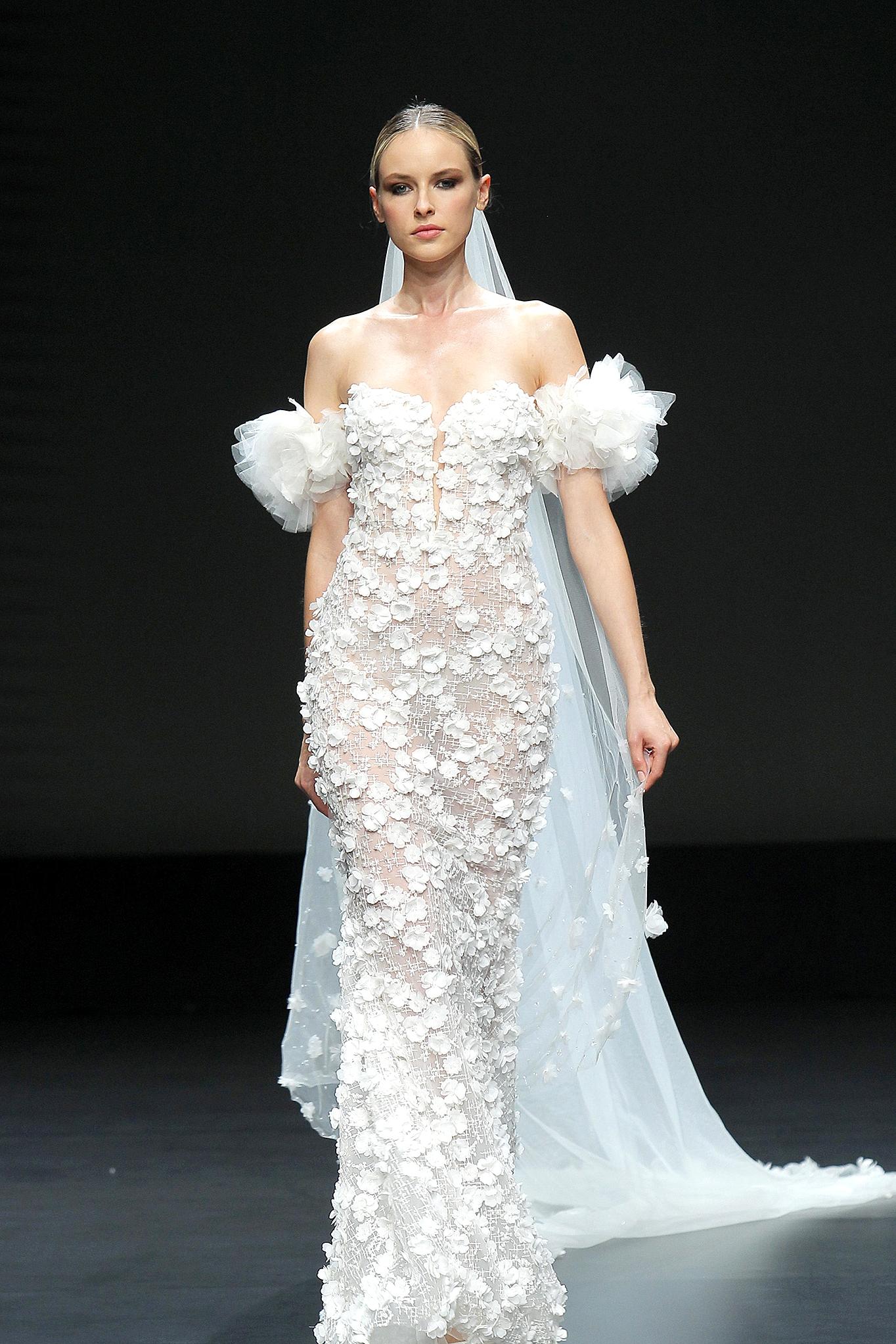 pronovias bridal fashion week