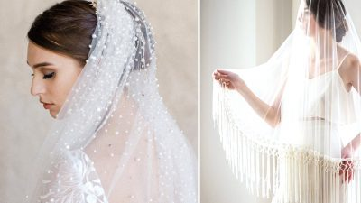 The Finest Marriage ceremony Veils for Each Bridal Fashion