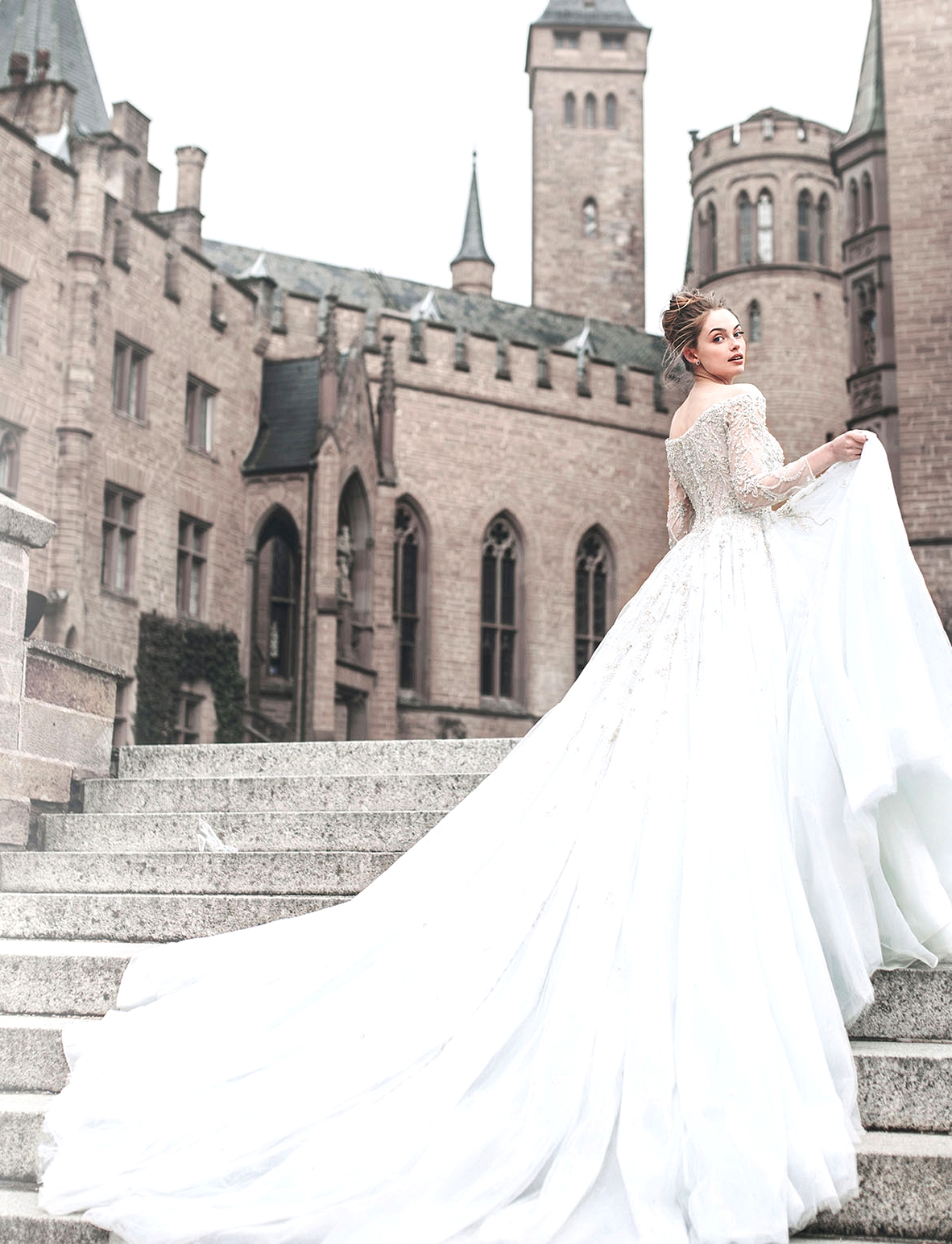 Disney Fairy Tale Weddings Collection from Allure Bridals