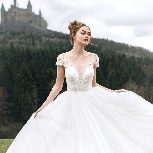 New Allure Bridals Collection Inspired by Disney Princesses
