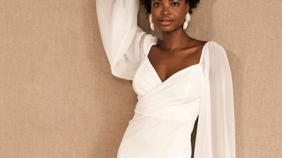 Our Favourite Little White Attire for Brides