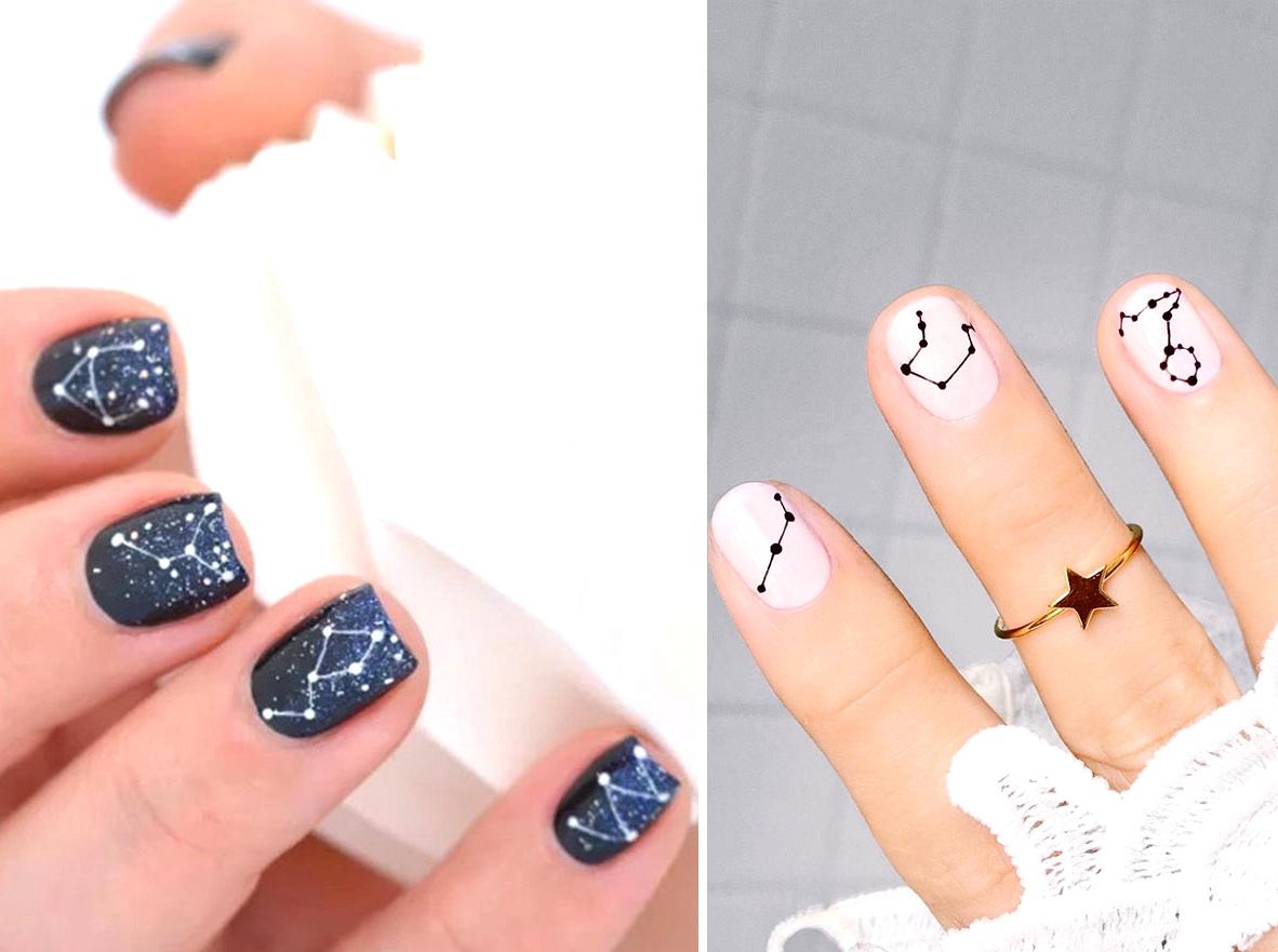 constellation manicures