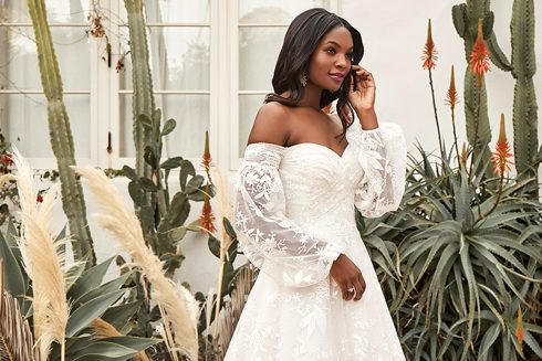 All The Dramatic Details Under $1200 From Beloved by Casablanca Bridal's 'Last Dance' Collection