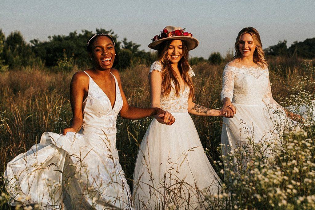 Meet Vow'd! A Fun New Bridal Brand for Fiscally-Sharp Brides