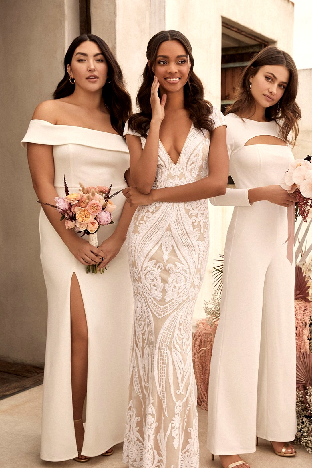 lulus wedding dress you can buy now