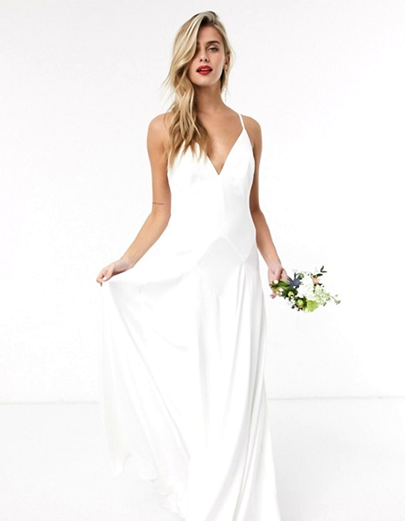 ASOS Wedding Dress