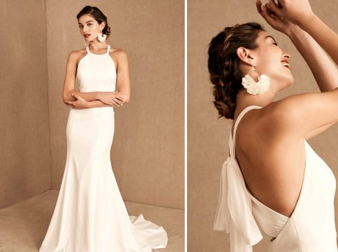 Let's Play Matchmaker! The Best BHLDN Gown For Your Dream Wedding Venue