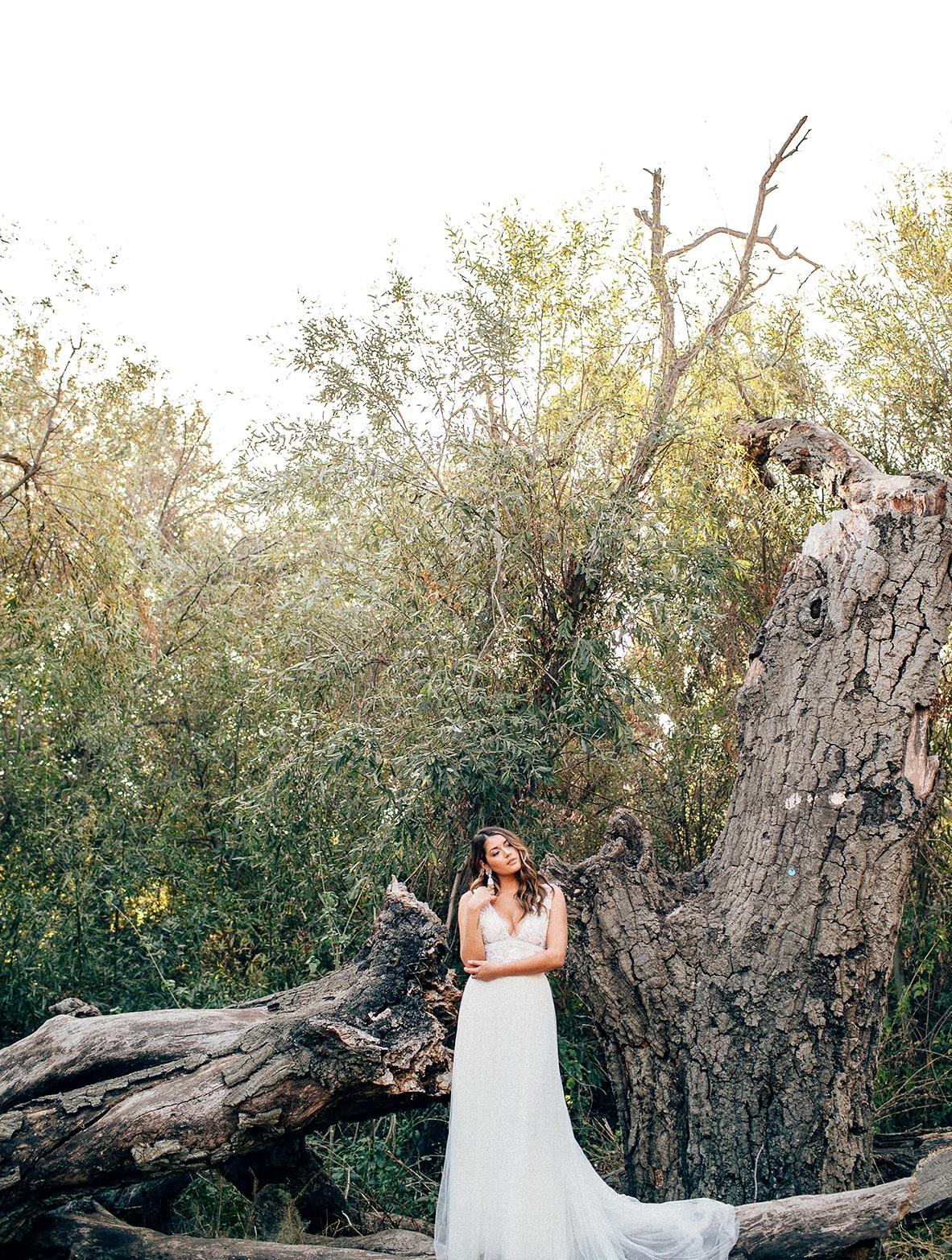 Maggie Sottero Boho Wedding Dress Maureen
