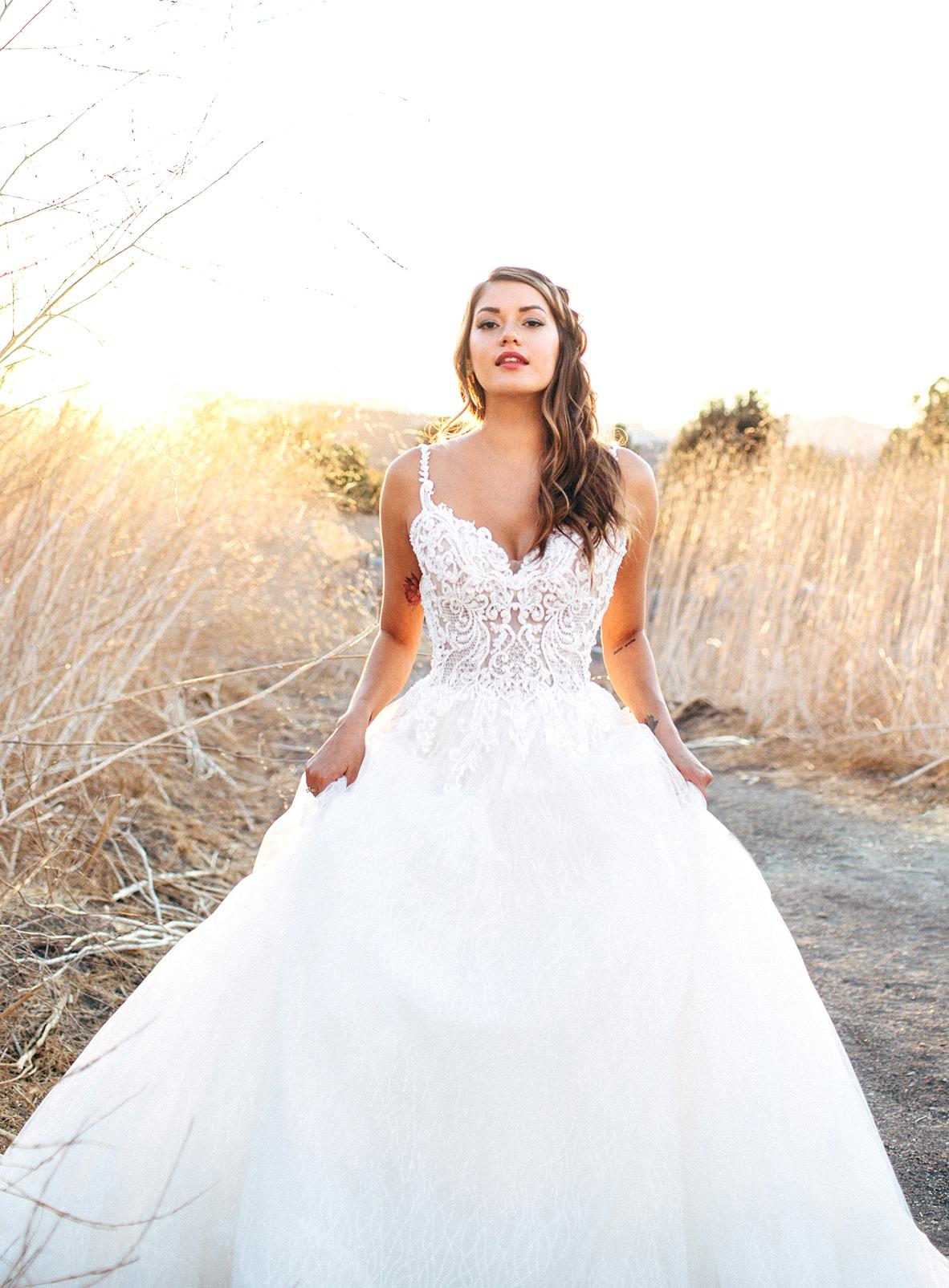 Maggie Sottero Tate Wedding Dress