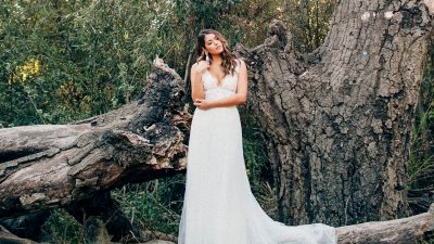 Our High four Boho Wedding ceremony Gown Picks from Maggie Sottero