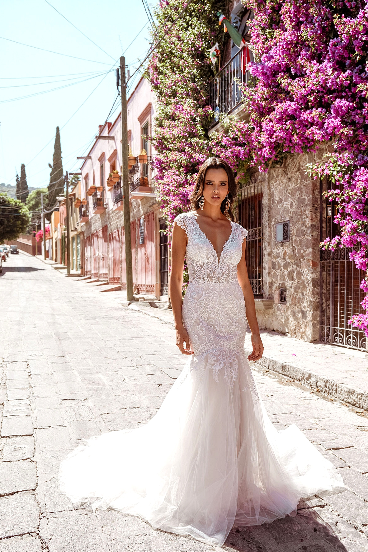 Introducing the Tara Lauren 2020 Collection: romantic, fresh, elevated bohemian wedding dresses.