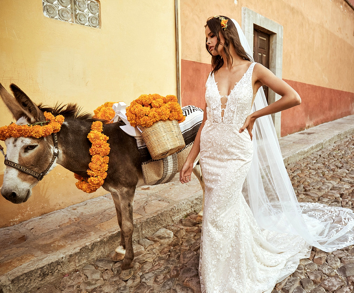 Tara Lauren Spring 2020 Freya gown