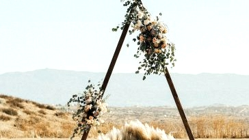 Pattern Alert! 25 Unimaginable Pampas Grass Wedding ceremony Concepts