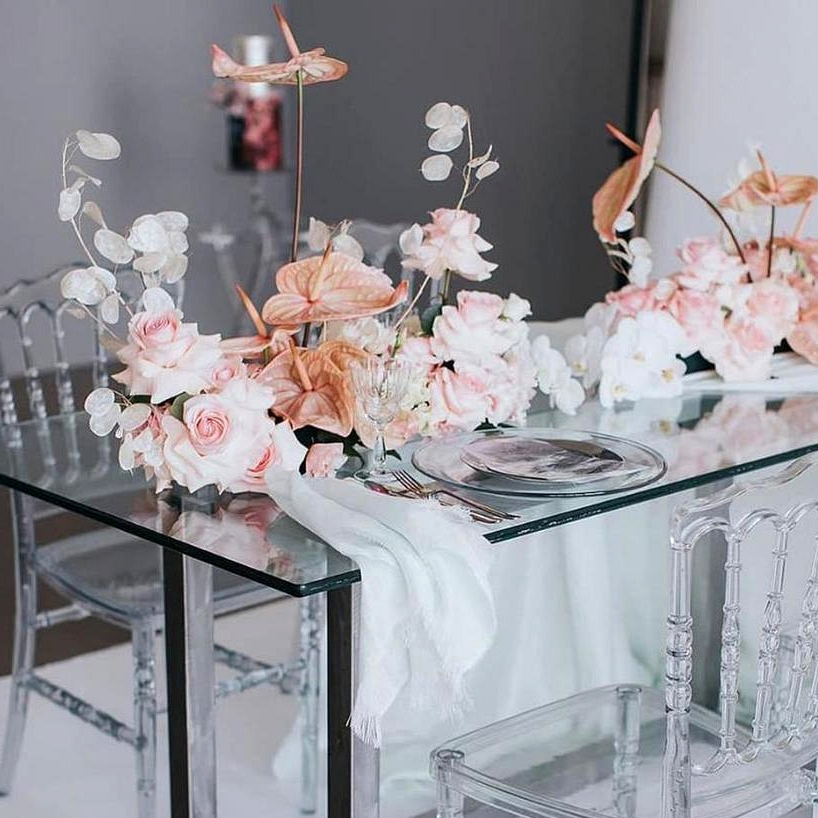 Contemporary Anthurium Wedding Ideas | see them all on