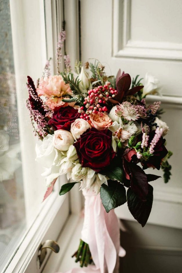 Guide to Autumn Wedding Flowers |