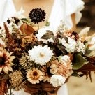 What's in Season: Essential Guide to Autumn Wedding Flowers