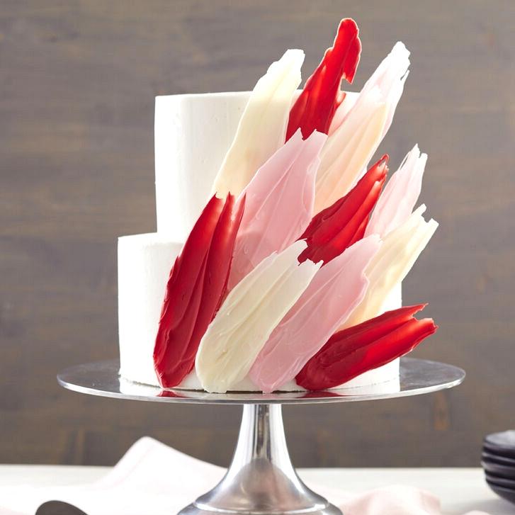 Colour-Blocking Wedding Ideas |