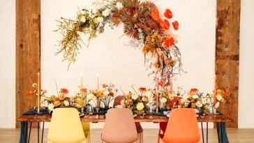 Development Alert! Color-Block Wedding ceremony Concepts to Encourage Your Wedding ceremony Palette