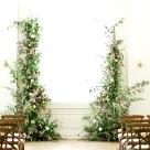 19 Inspiring Indoor Ceremony Backdrops
