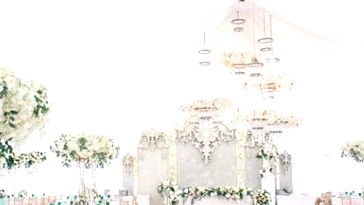 Decadence Supreme – 15 Insanely MEGA Weddings