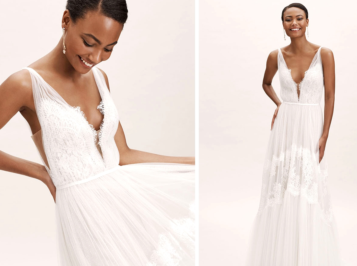 BHLDN Boho Gowns