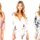 Introducing GWS x Plum Pretty Sugar Floral Bridesmaids Robe Collection