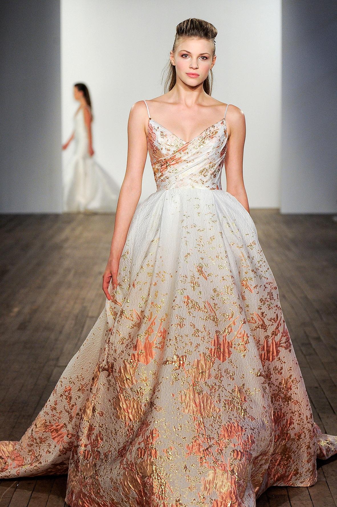 Danae Gown by Lazaro