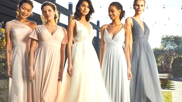 Fairly Pastels + Beaded Beauties: Newest Robes for Bridesmaids Are Whimsical Wonders!