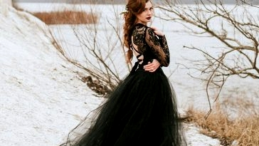 Paint It Black… Our Favourite Black Marriage ceremony Clothes!