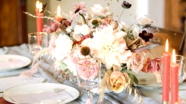 How one can Adapt your Wedding ceremony Decor for a Totally different Season