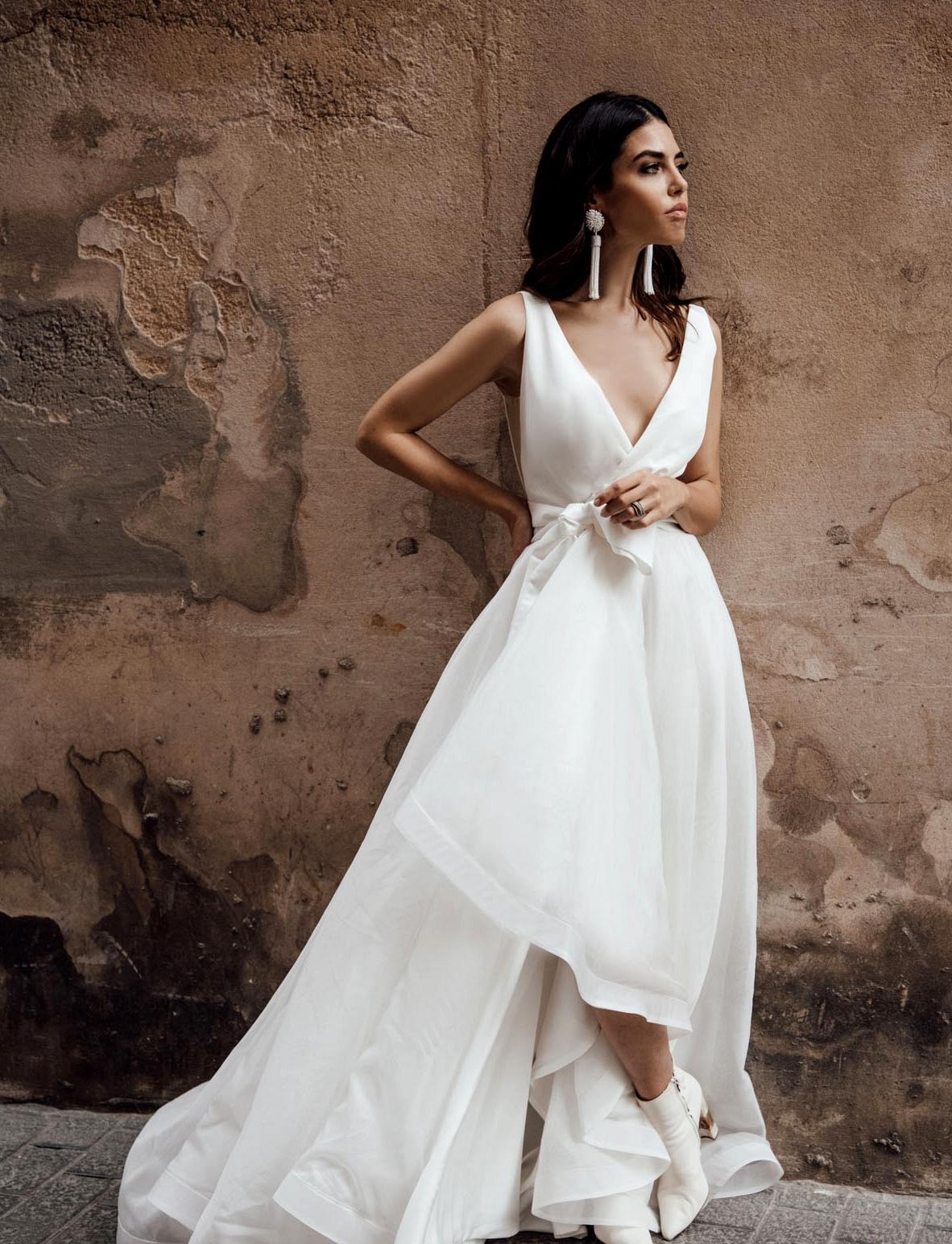 Louvienne Wedding Dresses