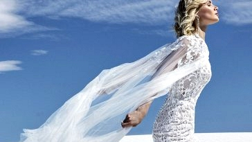 Maggie Sottero Designs Completely Stuns with These Dreamy Boho Marriage ceremony Attire