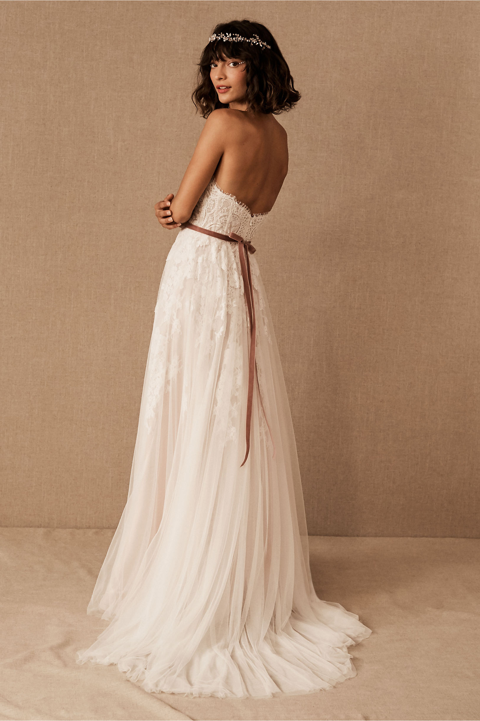 Willowby by Watters Geranium Gown