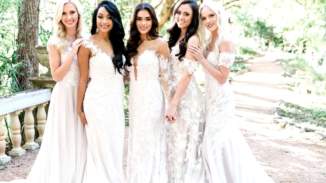 Daydream Come True: Store Revelry's Newest Robes for Brides + Bridesmaids