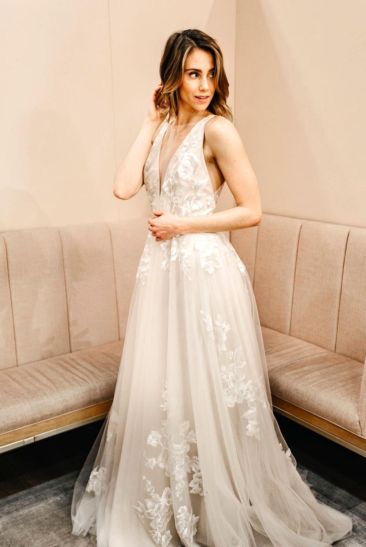 Jenny Yoo at Lovely Bride