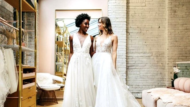This Jenny Yoo Assortment is Out there Completely at Beautiful Bride