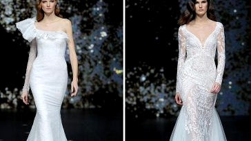 Pronovias Runway Present from Barcelona Bridal Style Week 2019