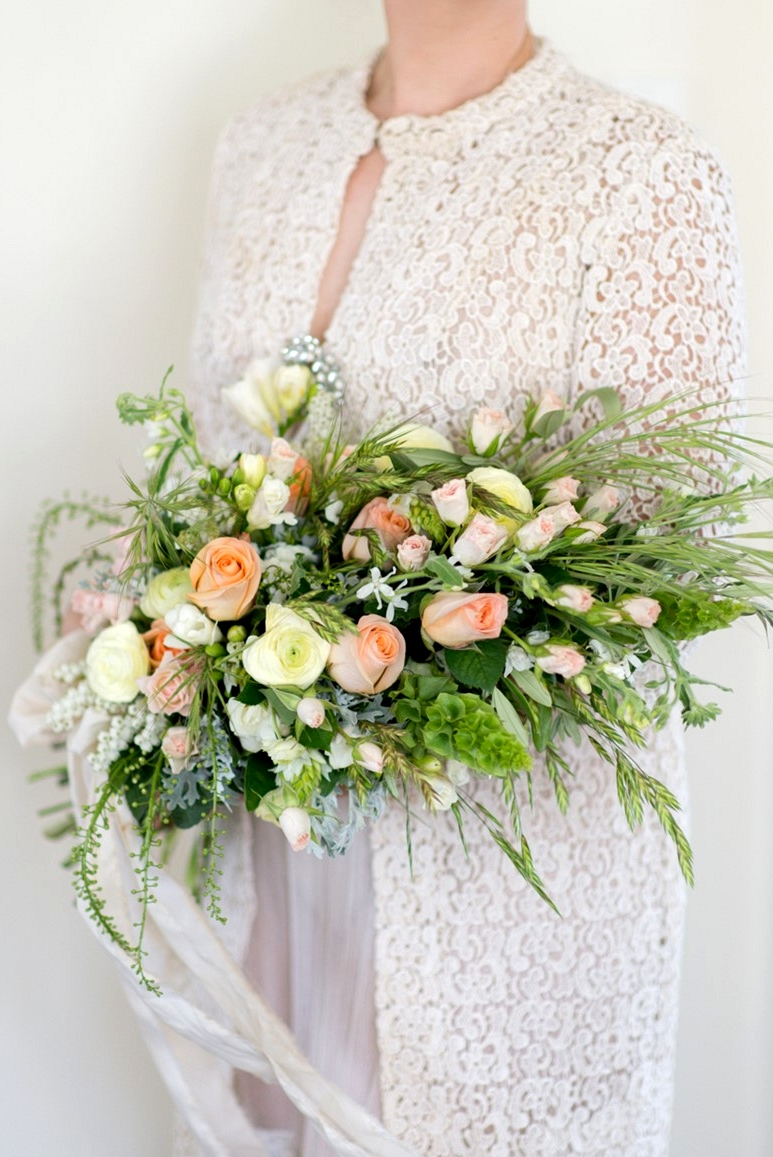 Arm Sheath, Cradle, Presentation and Pageant Bouquet Inspiration | see it all on onefabday.com
