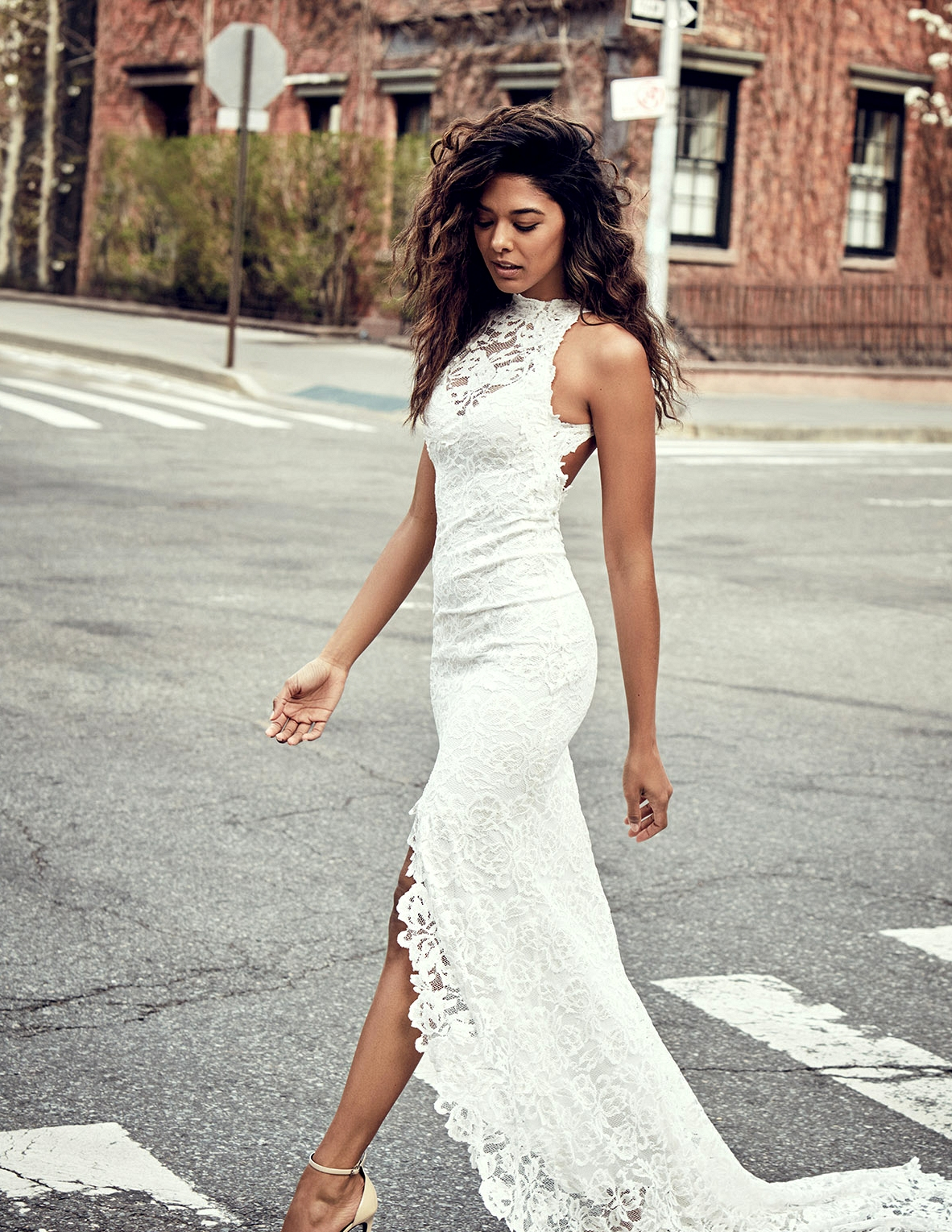 Alexandra gown by Grace Loves Lace