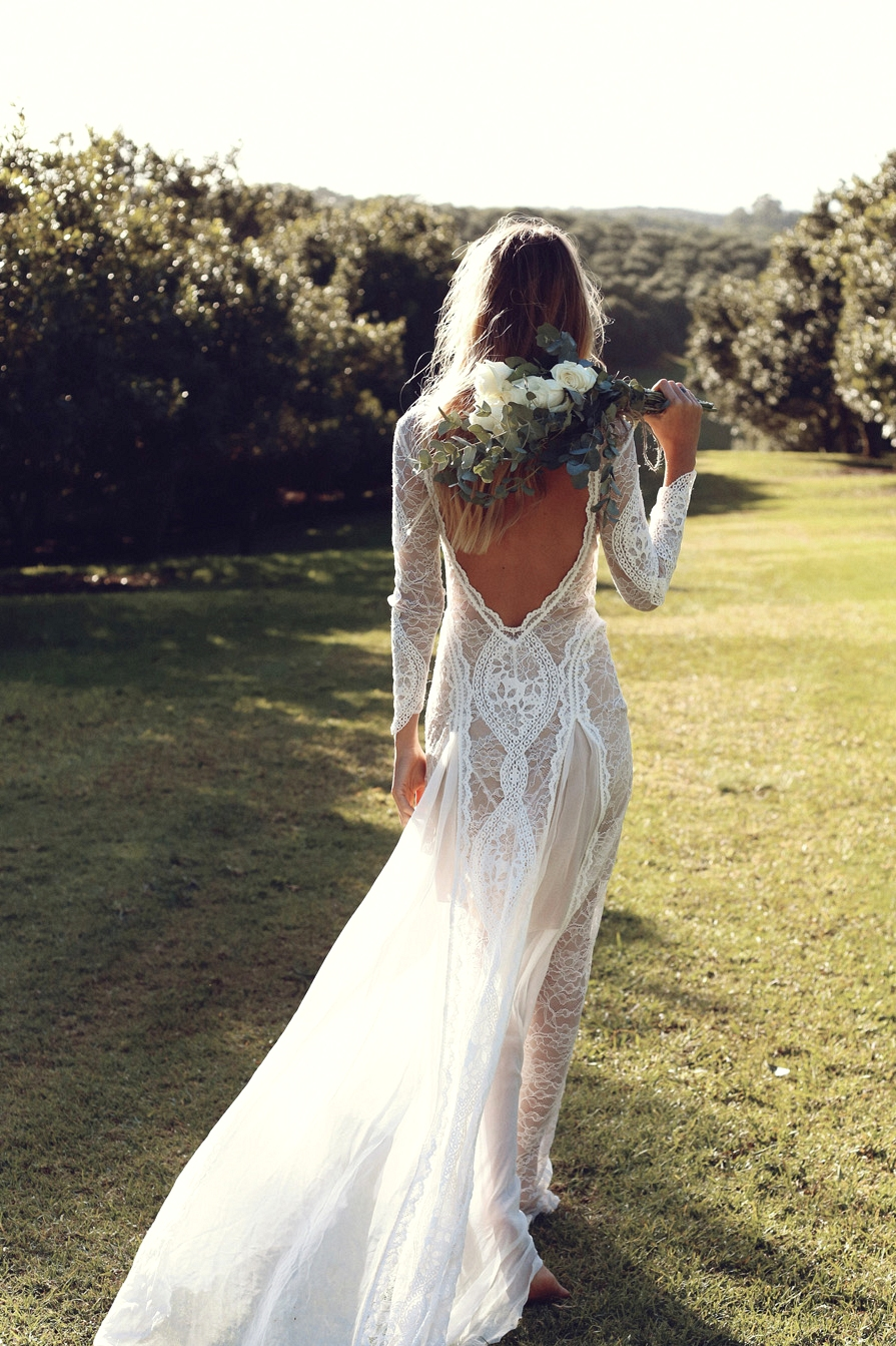 Inca gown by Grace Loves Lace