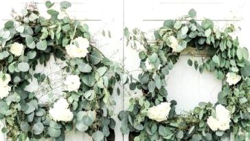 Deck The Halls: 24 Christmas Marriage ceremony Décor Concepts