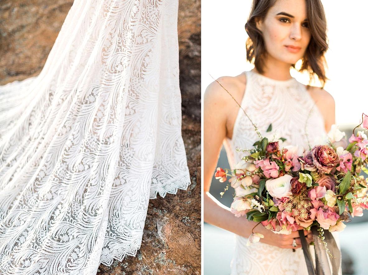 pink bridal inspiration