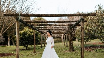 5 Causes We Adore Fall Weddings That includes Maggie Sottero Designs