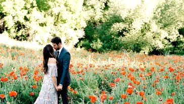 """You Belong Among the many Wildflowers"" Marriage ceremony Inspiration"